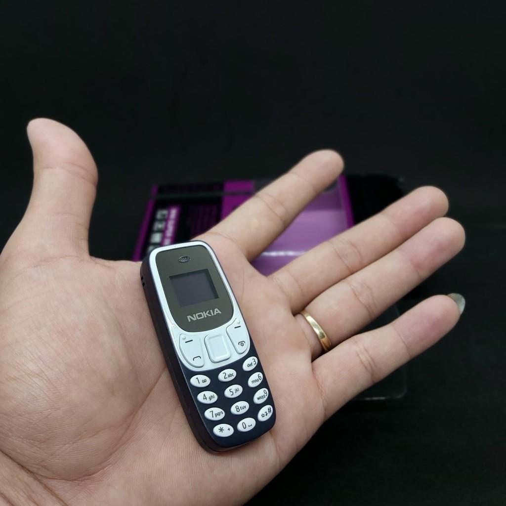 Điện Thoại Siêu Nhỏ Mini N3310 Màu Xanh Đen (mã Sp: Bm10) – Nhỏ Gọn, Âm  Thanh Cực To, Kết Nối Smartphone – Pin Trâu   - Hazomi.com - Mua Sắm Trực