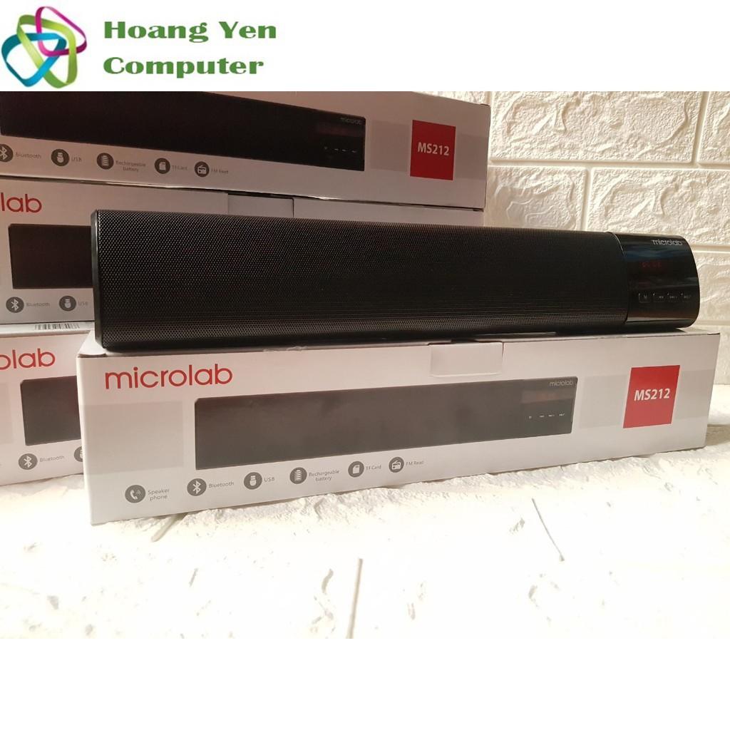 Loa Thanh Bluetooth Mini Microlab Ms212 – Bh 12 Tháng Chính Hãng. –  Chuyensiphukien1 | - Hazomi.com - Mua Sắm Trực Tuyến Số 1 Việt Nam
